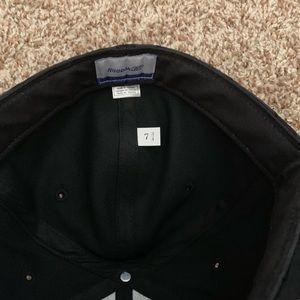 Reebok Accessories - Black & Gray Camo NBA baseball hat Sz 7 3/4